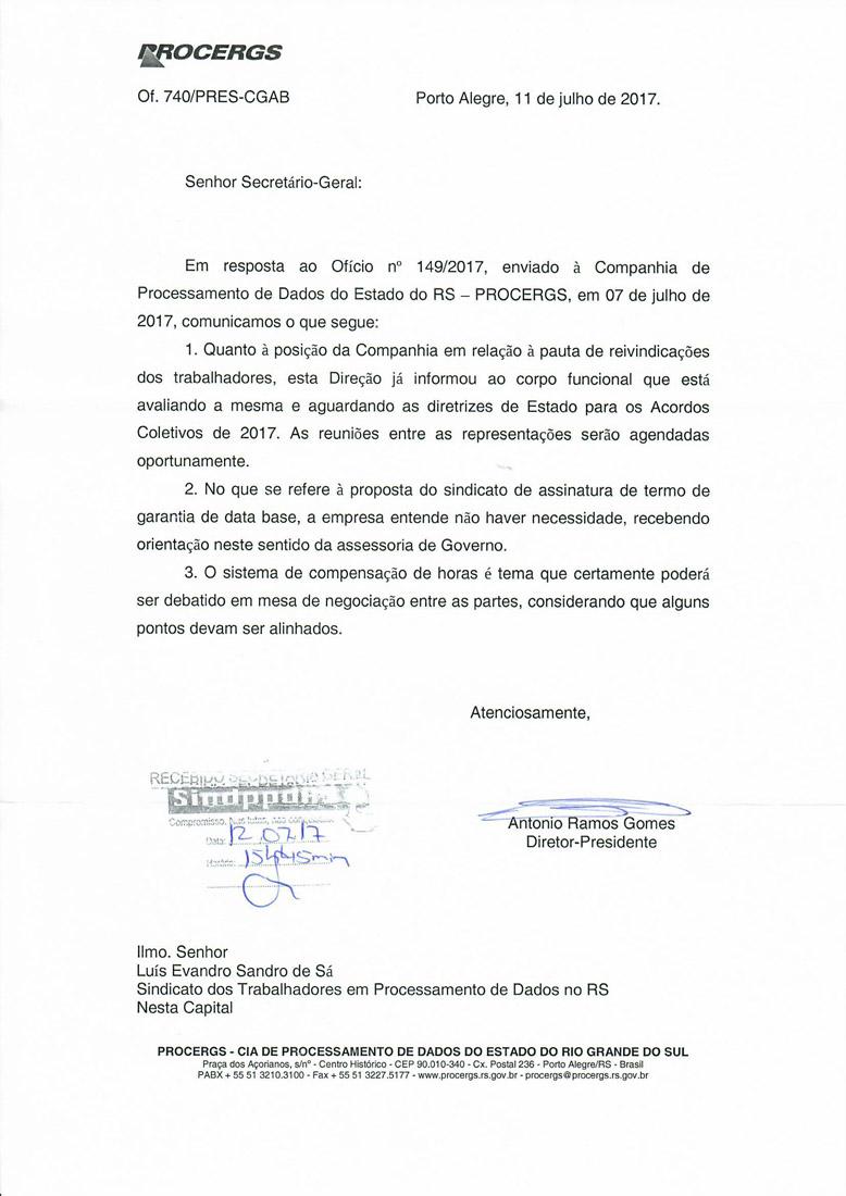 170711OFICIO_procergs_resposta
