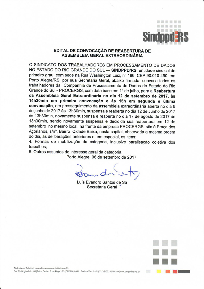 170912EDITAL reabertura assembleia PROCERGS