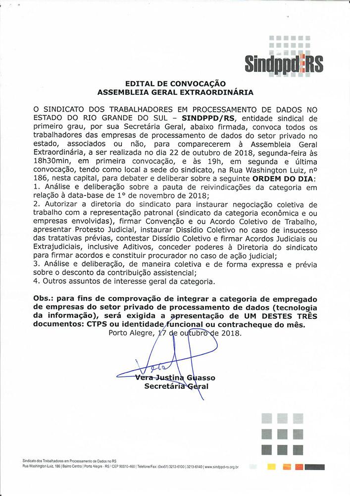 181016EDITAL_ AGE Abertura Campanha Salarial 2018_2019