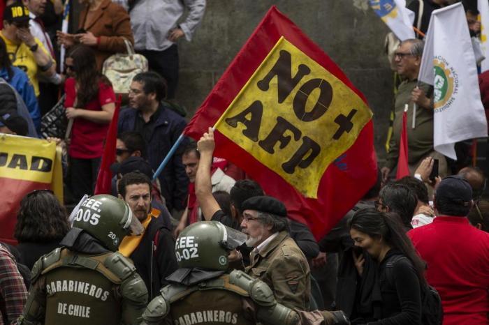 reforma da Previdencia_chile_AFP