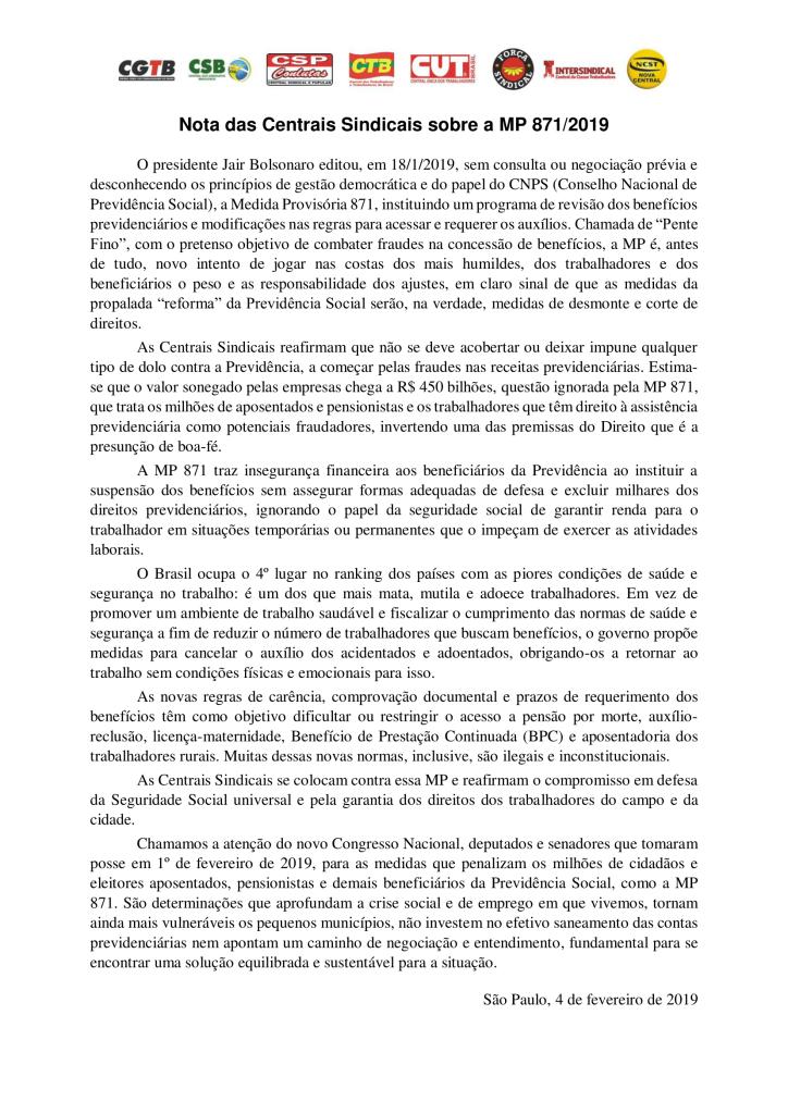 NOTA DAS CENTRAIS SINDICAIS SOBRE A MP 871 VF-1 (1)-1