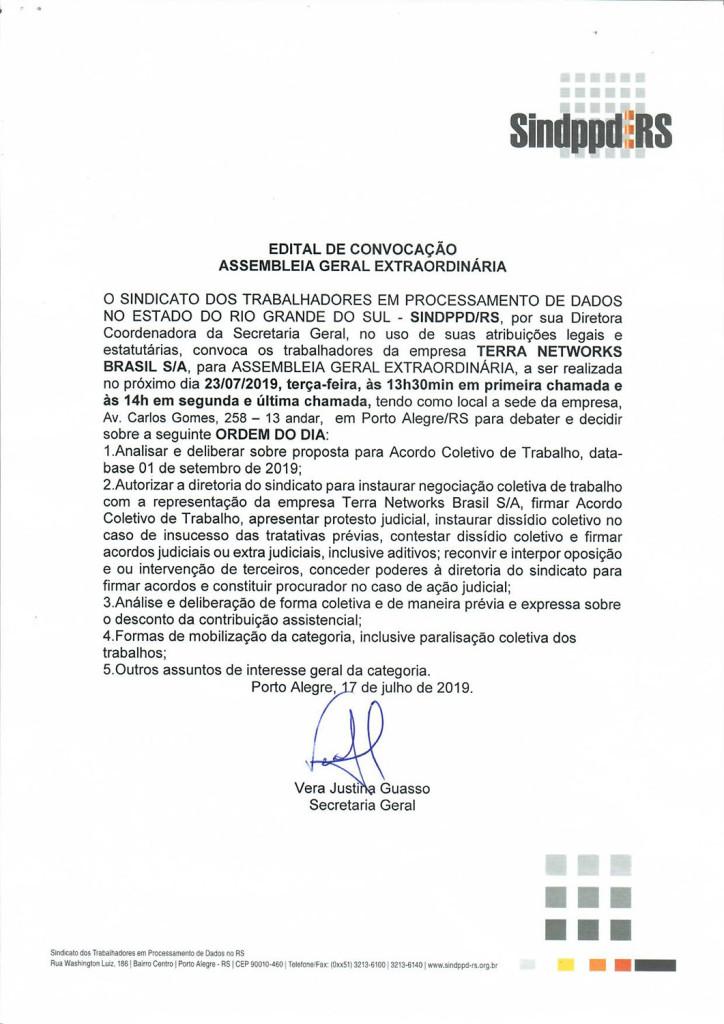 190723EDITAL_assembleia_TERRA_Data_Base 01 09 2019