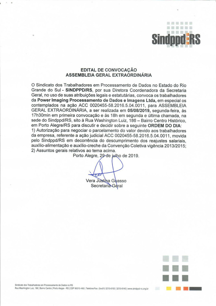 190805EDITAL_ASSEMBLEIA_powerimaging_Aut_parcelamento acao dif_ ACT2013_2015
