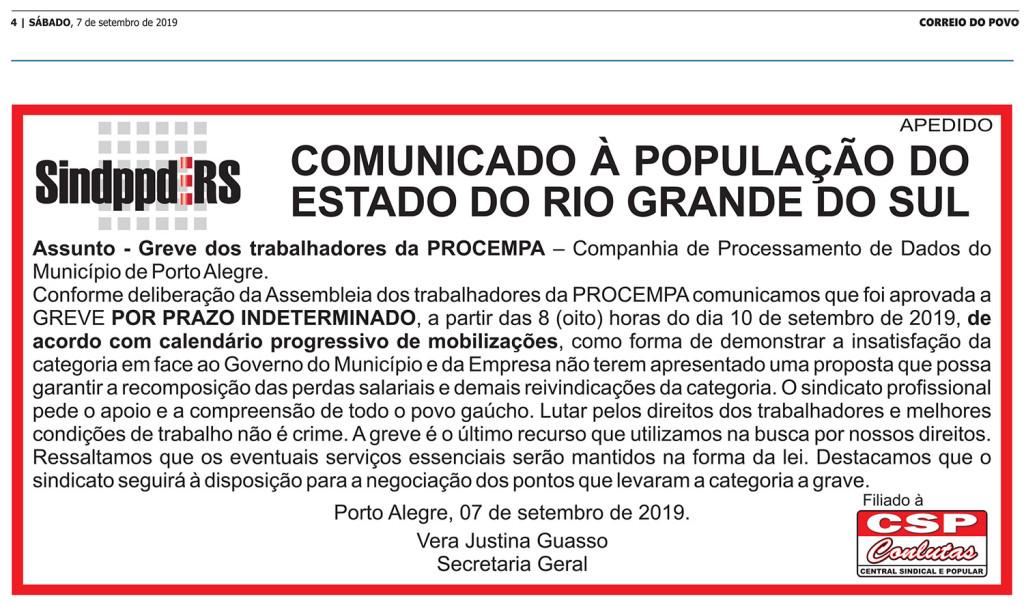 Comunicado 7Set2019 CP IMPRESSÃO.cdr