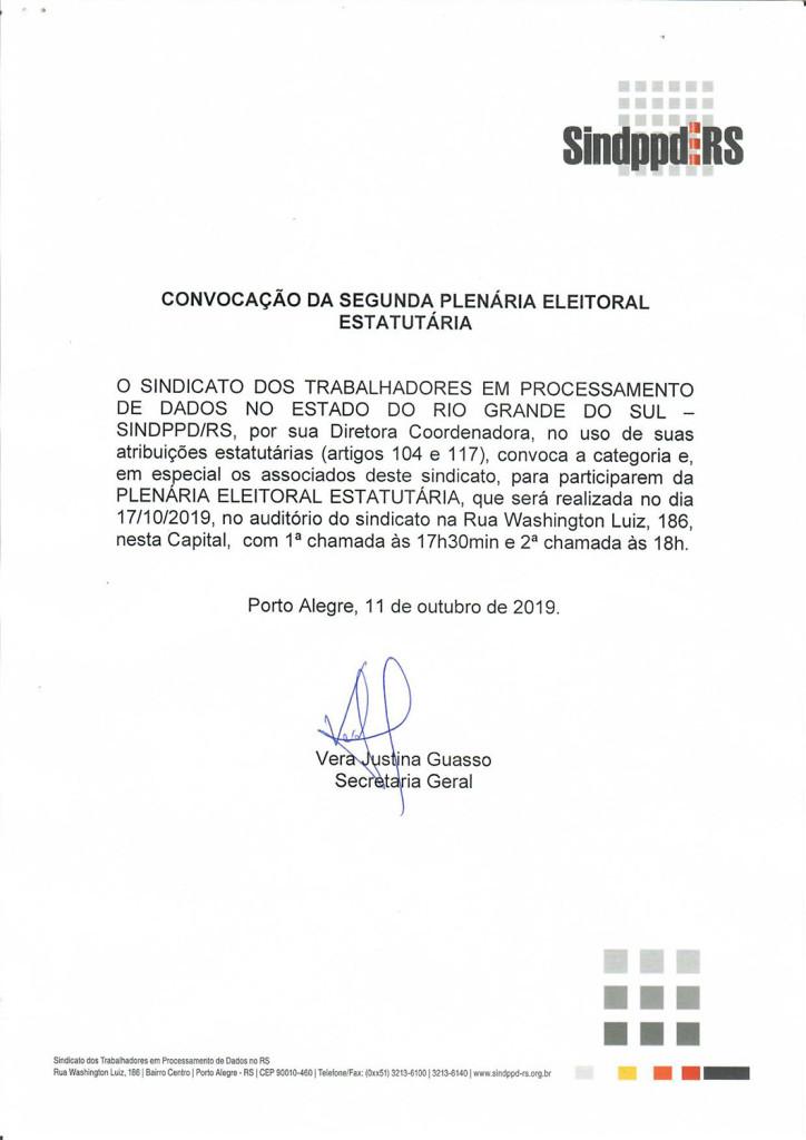191017EDITAL_segunda plenaria eleitoral estatuta_eleicoes