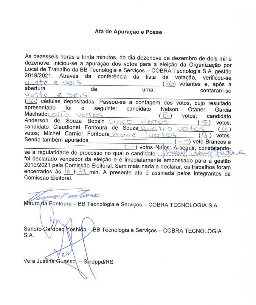 Comunica Comissao Eleitoral Resultado eleicoes OLT 2019-2021_BB TECNOLOGIA-4