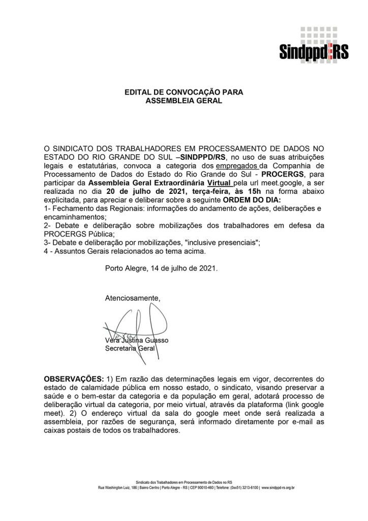 210720EDITAL_assembleia PROCERGS_mobilizacao